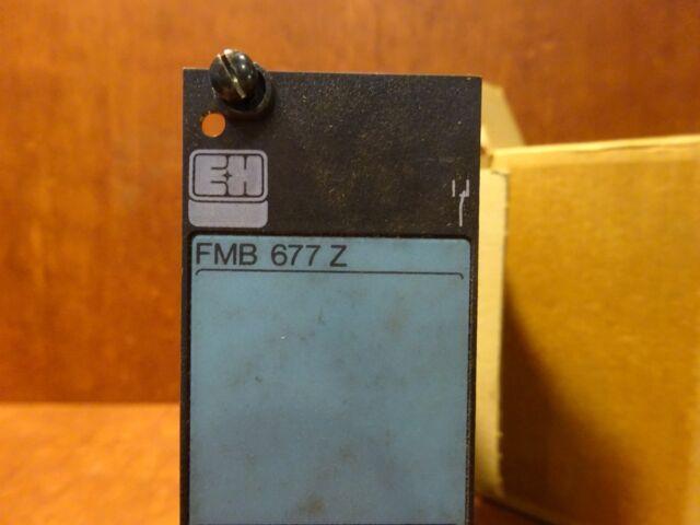Pp5912 füllstandsmesser Endress Hauser fmb 672 Z