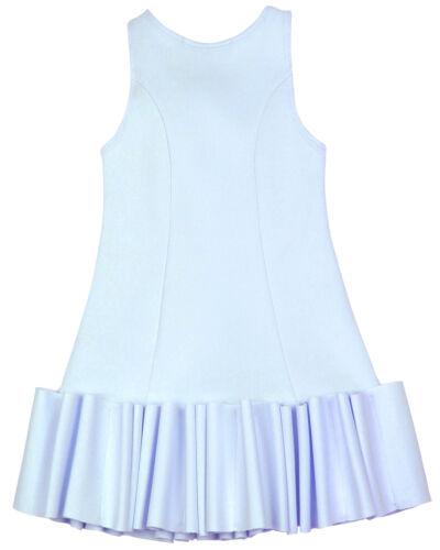Biscotti Girls/' Ruffled Dress Runway Status Blue Sizes 4-16