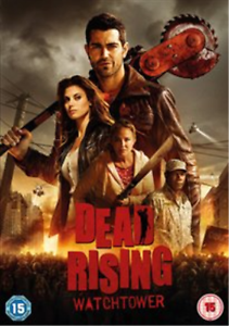 Rob-Riggle-Virginia-Madsen-Dead-Rising-Watchtower-UK-IMPORT-DVD-NEW