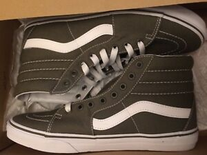 df948c828d9 Vans SK8-Hi (Canvas) Grape Leaf NIB Size US Men s 8.5 VN0A38GEMHN ...