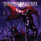 Electronic Saviors Industrial Music to Cure Cancer Vol. 4 Retaliation Audio CD