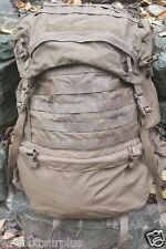 Good USMC FILBE Main Pack Only Ruck sack Duffel ILBE Replacement Coyote Brown