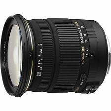 SIGMA 17-50mm F2.8 EX DC OS HSM FLD LARGE APETURE STANDARD ZOOM LENS FOR CANON
