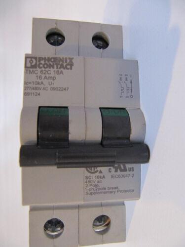 Phoenix Contact Circuit Breaker TMC 62C 16A