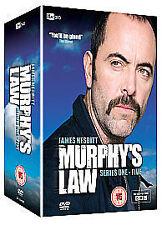 MURPHY'S LAW SERIES 1-5 COMPLETE DVD BOX SET NEW 1 2 3 4 5 SEASONS MURPHYS