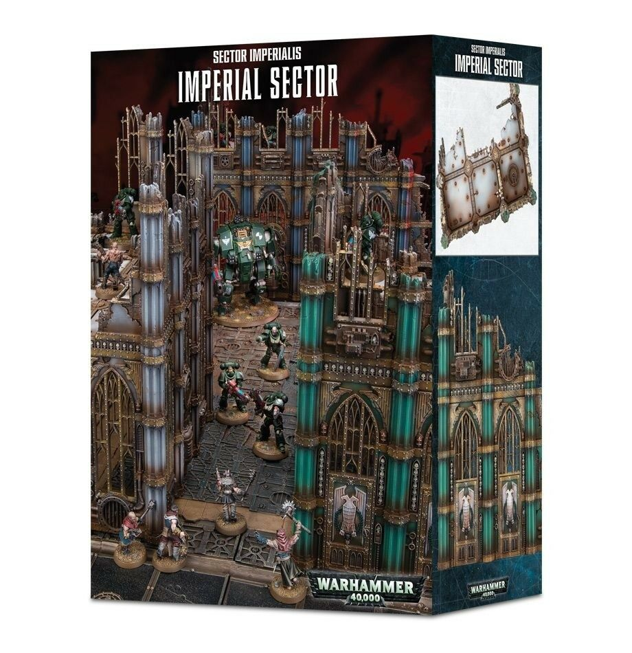 Warhammer 40k Sector IMPERIALIS  Imperial Sector 64-80