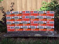 AGFA Colour XRG100 35mm Colour Print Film (Exp. 1996) LOMO Analog Film!!! :)