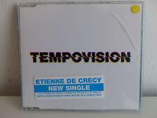 CD 5 titres ETIENNE DE CRECY Tempovision 5033197192338