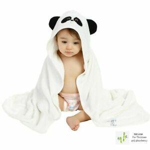 Lotus 100% organic bamboo baby hooded towel & washcloth set