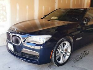 2012 BMW 7 Series -