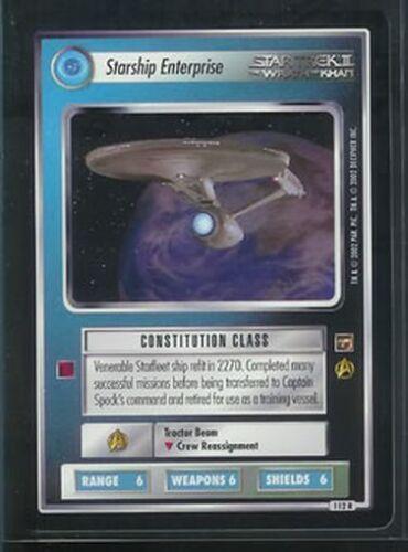 Star Trek Motion Pictures Starship Enterprise 112R NM//M