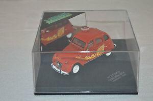 Vitesse-VVC99050-Citroen-2-CV-034-Fireball-034-1985-1-43-mint-in-box