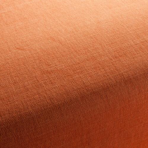 """/""""stoffdesign!/""""HOT MADISON*Meterware Stoff polstern Bezug Leinen orange Chivasso"""