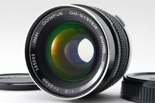 【EXcellent++++】 Olympus OM 35mm F/2 Zuiko MC Auto-W MF Lens  35 2 from Japan 624