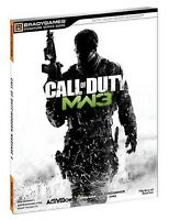 Call Of Duty Mw3 Brady Games Strategy Guide - Xbox 360 - Playstation 3 - Pc