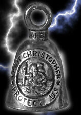 SAINT CHRISTOPHE​R Guardian® Bell Motorcycle - Harley Accessory HD Gremlin NEW