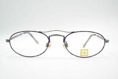 Cooperativa Vintage See You By Metzler 5333-368 52 [] 20 140 Colorato Ovale Occhiali Eyeglasses Nos-mostra Il Titolo Originale Tempi Puntuali