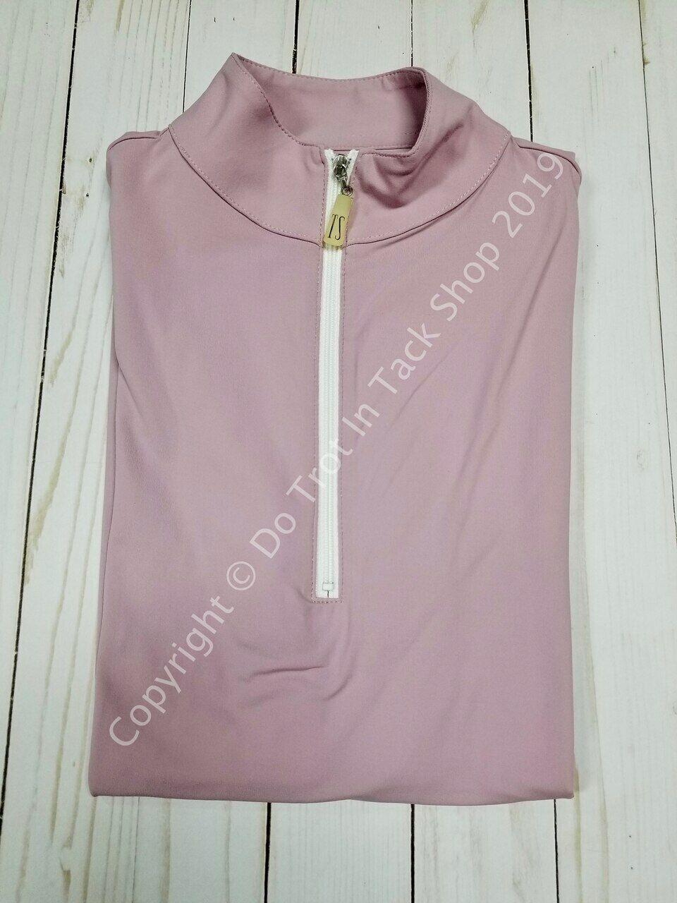 TailGoldt Sportsman ICEFIL Ziptop Sleeveless Shirt - Wisteria Weiß