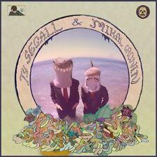 Ty Segall & Mikal Cronin Reverse Shark Attack Vinyl LP Record sic alps epsilons+