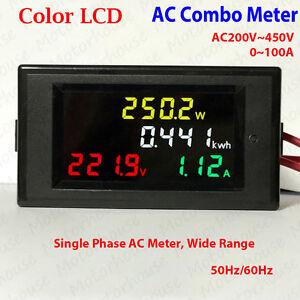 Voltmeter 230v