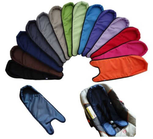 Baby Car Seat Wipeable Fabric Liner Pad Padding Head Support Rest Matress Cover
