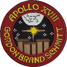 "Nasa Apollo 18 Movie Patch V2 Embroidered Badge Sew/ Iron-on 4"""
