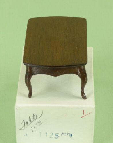 413 Vintage Dollhouse Miniature FANTASTIC MERCHANDISE Coffee Table 1125 TK