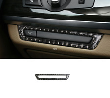 Stainless Steel Storage Box Handle Frame Cover Trim For 7 Series F01 F02 10-2015