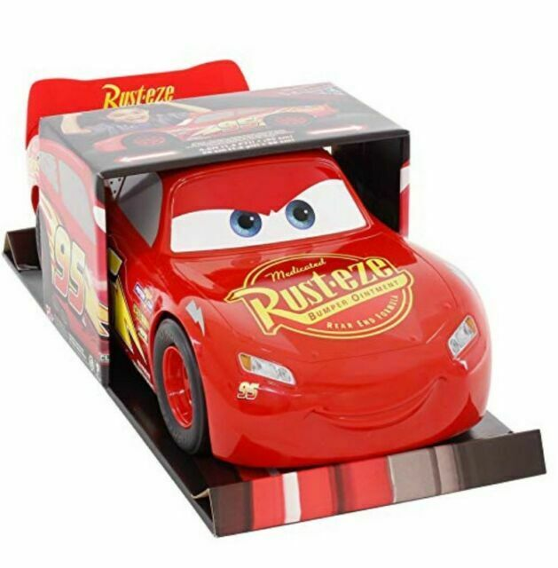 Disney Fbn52 Pixar Cars 3 Lightning Mcqueen 20 Vehicle For Sale