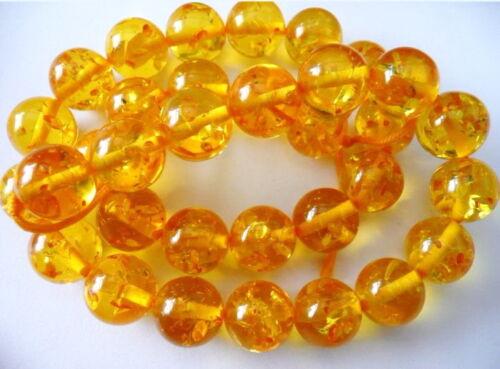 ukcheapest-15.5/'/' copal amber round 4 6 8 10 12 14mm beads orange yellow green