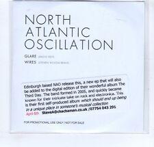 (GM932) North Atlantic Oscillation, Glare / Wires - 2015 DJ CD