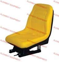 Am124294 Seat For John Deere Lawn Mower W Slide Track Suspension F710 F725 F735