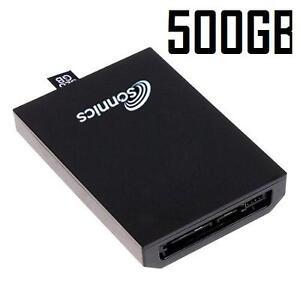Sonnics-500GB-XBOX-360-Internal-hard-drive-for-slim-consoles-Brand-new