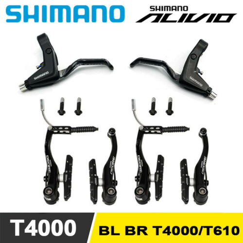 SHIMANO ALIVIO BR T4000 T610 Brake Lever Clamp Band  Caliper V-BRAKE Calipers