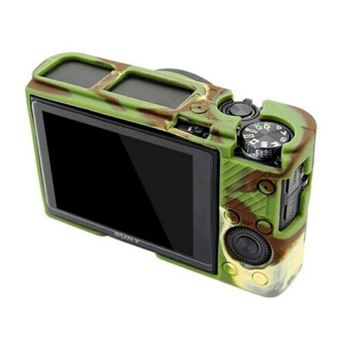 PULUZ Para Sony RX100//// V Protector III caso suave IV Estuche con Cubierta de Silicona