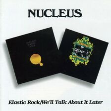 Elastic Rock/We'll Talk About It Later by Nucleus (UK) (CD, Apr-2002, 2 Discs, Beat Goes On)