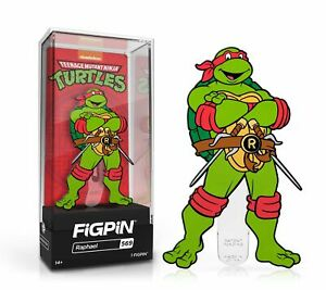 Lagernd: figpin Classic: Teenage Mutant Ninja Turtles TMNT Raphael (#569)