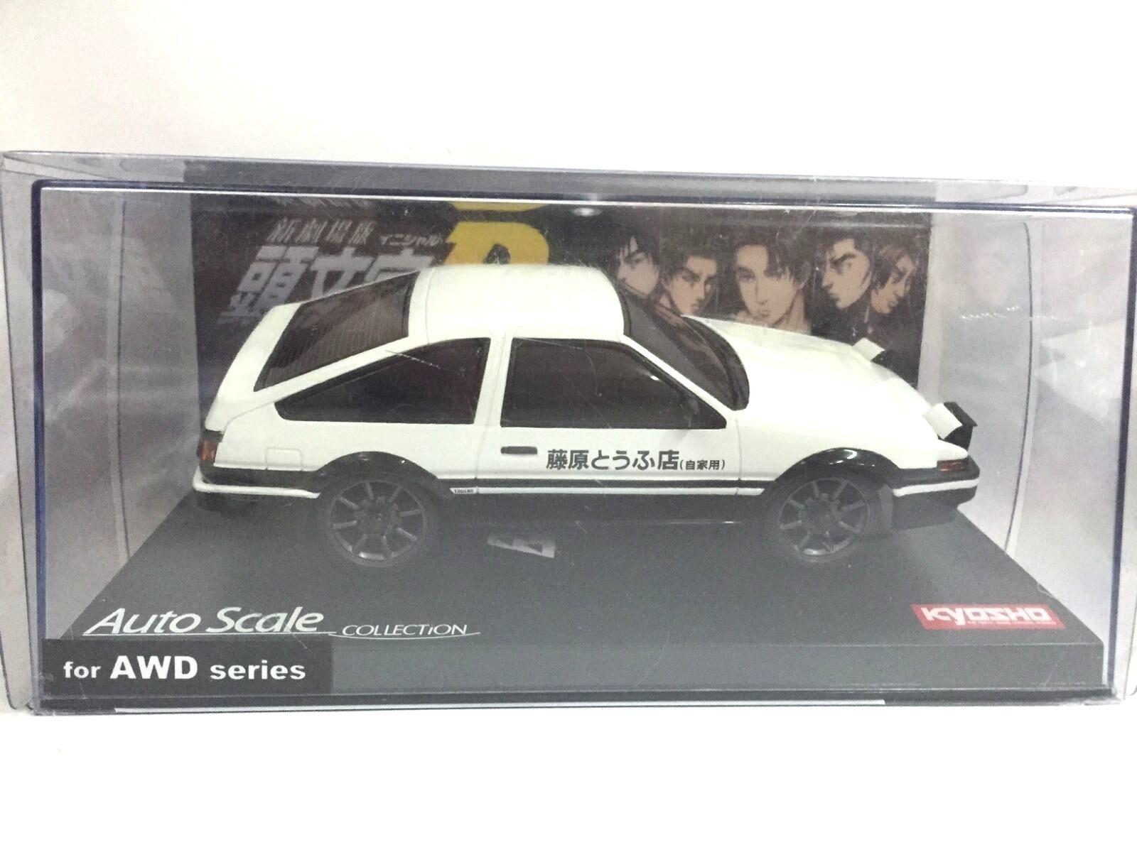 acquista marca JAPAN KYOSHO MINI Z INITIAL D giocattoloOTA giocattoloOTA giocattoloOTA AE86 TRUENO SPRINTER auto SHELL AWD SERIES  nelle promozioni dello stadio