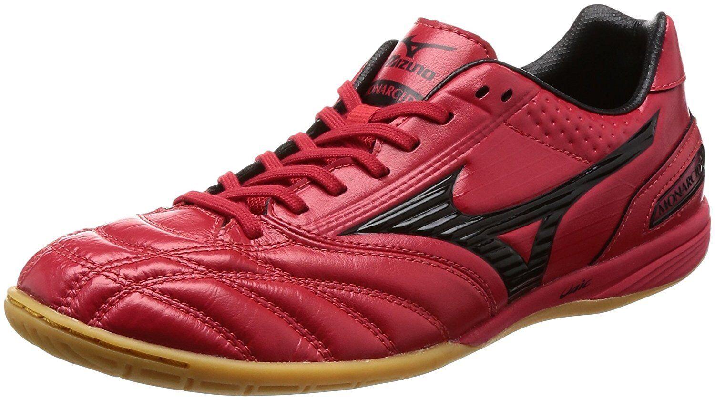 MIZUNO Soccer Futsal Schuhes MONARCIDA SALA PRO Q1GA1710 ROT ROT ROT US9.5(27.5cm) ac8339