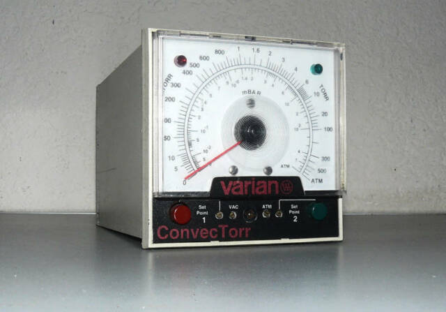VARIAN L9104-301 CONVECTORR READOUT CONTROLLER