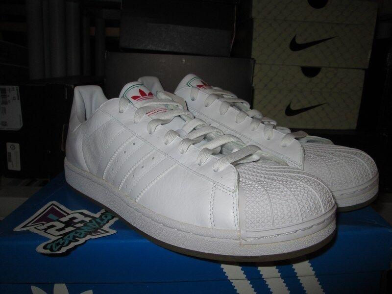 Verkauf adidas weihnachten superstar ii 2 weihnachten weihnachten adidas 019895 sz 13 neue unartig / artig WEISS 517b3f