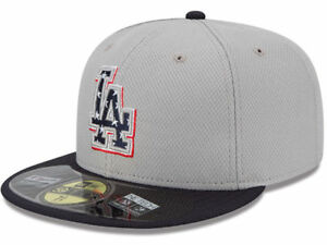 save off 15b56 96782 Image is loading Los-Angeles-Dodgers-New-Era-59FIFTY-Baseball-MLB-