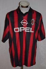 OPEL AC Milan 1899 #11 Serkan Soccer Jersey Size Large