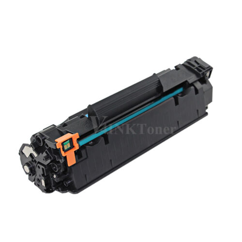 4PK CF283X 83X Compatible Toner Cartridge For HP LaserJet M126nw M128fn M128fw