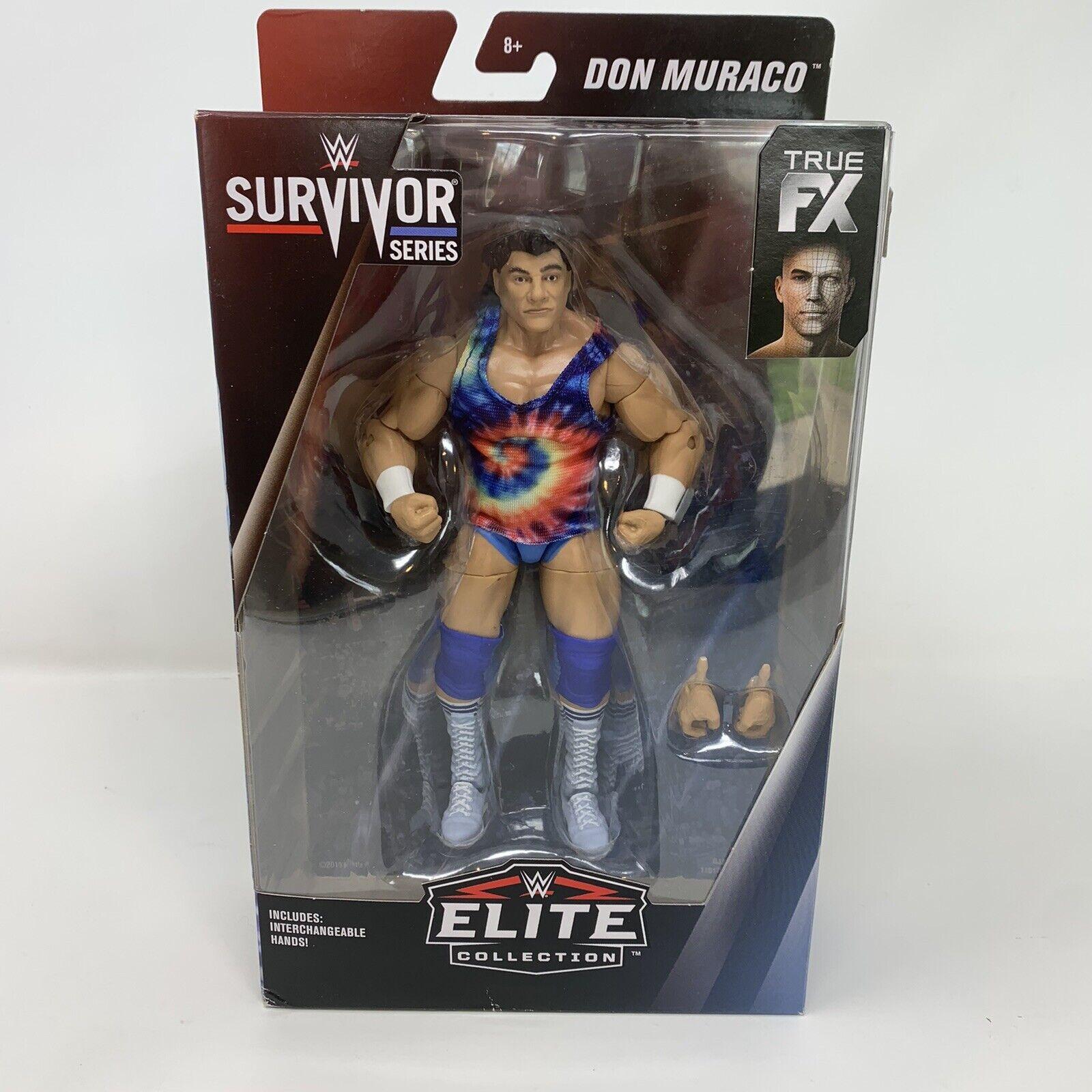 WWE Elite Legends Series 7 Razor Ramon en main!! Sexy!!!
