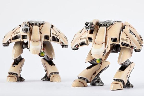 Hawk Wargames Nuevo Y En En En Caja-Dropzone comandante PHR Apolo Erebos tipo 3 Walker e5e278