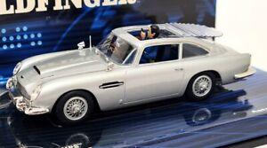 Minichamps 1/43 - Aston Martin DB5 James Bond 007 Goldfinger + Gadgets Model Car