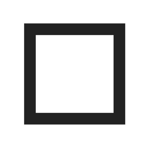 Edelstahl Vierkantrohr//Rechteckrohr Quadrat Profil Kasten Hohl Vierkant Geländer