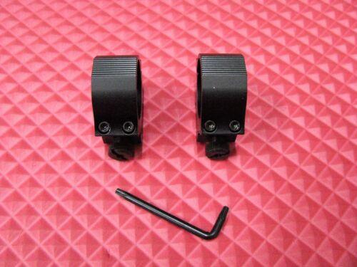 Sun Optics USA Sport Rings 30MM Med Std Dovetail TORX SM064