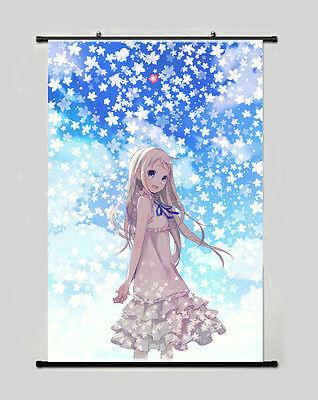 Neu ANOHANA.FES Anime Manga Wallscroll Stoffposter 60x90cm 001